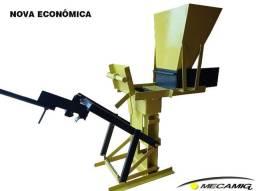 Prensa Manual de tijolo Ecológico  Econômica