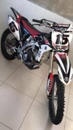 Vendo moto de Trilha YZ 250F
