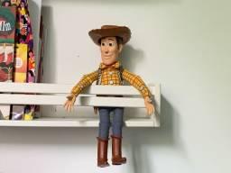 Toy Story Woody De Pano Original 40cm. Frases em inglês