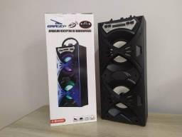 Caixa de som Bluetooth Potente