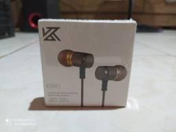Fone KZ EDR1 novo na Caixa!