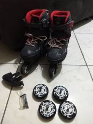 Patins marca Oxelo