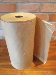 Rolo de papel pardo