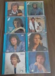 8 cds Série Um milhão de amigos Roberto Carlos