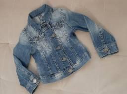 Jaqueta jeans Zara kids 3-4 anos