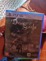 Demon's Souls Remake Playstation 5 Lacrado ( loja física )