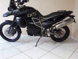 <br><br>BMW F800 GS TRIPLE BLACK ABS 2012 <br><br>