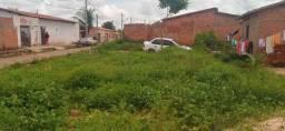 Vendes - Terreno no  conjuntos PSH na taboca do pau ferrado zona sudeste