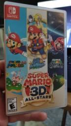Super Mario ALL Star Nintendo Switch