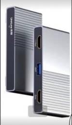 Placa de Captura Unnlink Hdmi 1080p 60fps PS4 XBOX