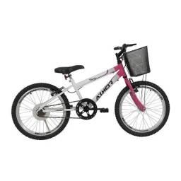 Título do anúncio: Oferta!! Bicicleta Aro 20 com Cesto por Apenas R$699,00