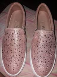 Vendo sapato novo N°39