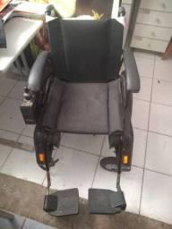 Cadeira roda motorizada