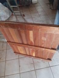 Piso deck 1,00 x .0,90 - 30 peças com pouco uso.