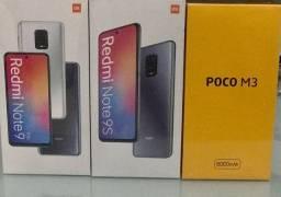 Celulares Xiaomi a pronta entrega