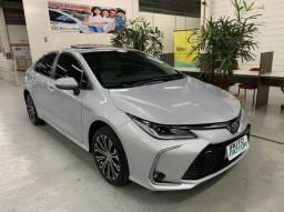 Corolla Altis Premium Hydrid, igual zero km 2020 apenas 7.000km