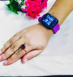 É prá levar Relógio inteligente D13 smatwatch