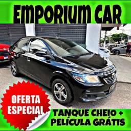 TANQUE CHEIO SO NA EMPORIUM CAR!!! PRISMA 1.4 LT AUTOMÁTICO ANO 2014
