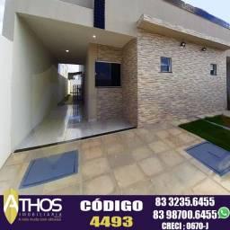 Título do anúncio: Casa no Novo Geisel ? 66m² Casa com Área Externa