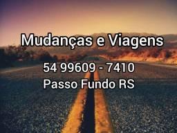 Mudanças e Viagens para todo Brasil