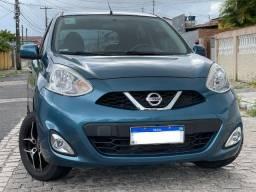 Nissan March 1.0 12V S Flex Emplacado 2021 com Multimidia