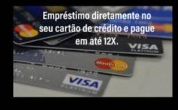Empréstimo via Maquininha através do seu cartão de crédito e imóveis ou veículo