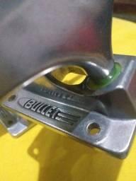 Skate truck Bullet Silver