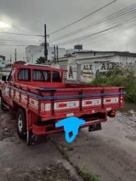 D20 carroceria de madeira ano 91