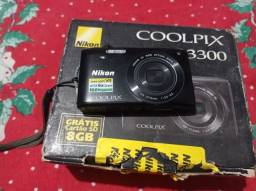 Vendo Câmera Digital Nikon