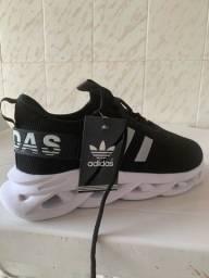 Tênis yeezy adidas!