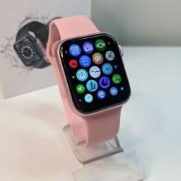 Smartwatch HW12 (Disponíveis nas cor rosé, preto e prata)
