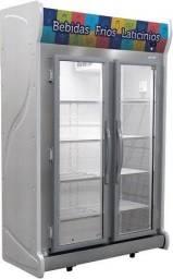 Expositor Refrigerado Auto Serviço