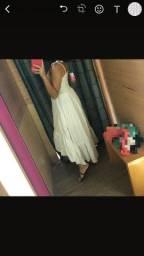 Vestido nunca usado (apenas sem a etiqueta)