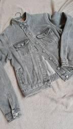 Jaqueta jeans Hering. Tam. G