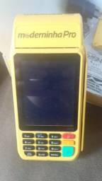 Máquina de cartão - Moderninha Pro