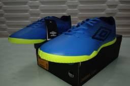 Chuteira Futsal Umbro 39 40 41 42 43 44 Lançamento Aceito Cartão*Entrega Delivery