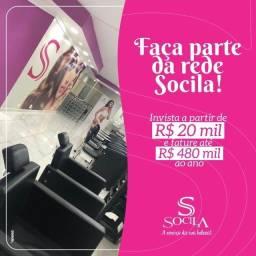 Título do anúncio: Franquias Salão de Beleza Socila