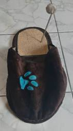 Sapato Arranhador e Toca para Gato