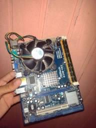 VENDO PLACA DDR2 COMPLETA