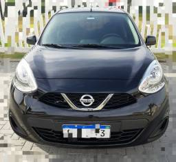 Nissan March S 1.0 Completo - Impecável