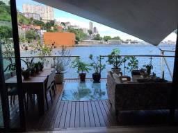 Título do anúncio: Apartamento Maravilhoso sobre Baía de Todos os Santos