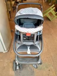 Carrinho completo para Bebê Borigoto