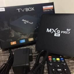Tv box 4gb / 64gb