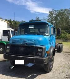 Caminhão MB 1113 Truck Ano 1970