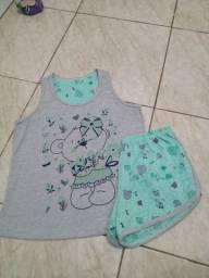 Pijamas de calor