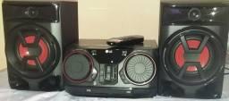 Mini System LG CK43, 220W