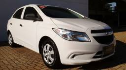 CHEVROLET ONIX JOY 1.0 8V MT6 ECO Branco 2017/2018