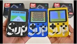 Vídeo Game Portátil Sup Game Box Plus com 400 Jogos