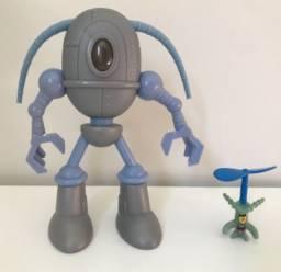 Plankton Robô - coleção Bob Esponja