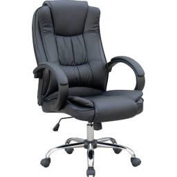 NOVA. Cadeira de Escritório Luxo Presidente Johnson